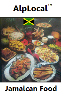 AlpLocal Jamaican Food