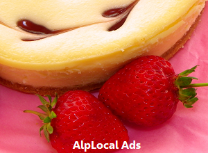 AlpLocal Cake Bakery Mobile Ads