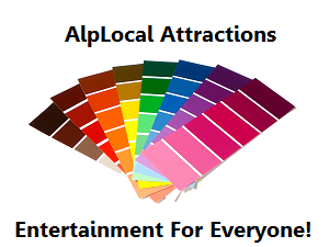 AlpLocal Local Attractions Mobile Ads