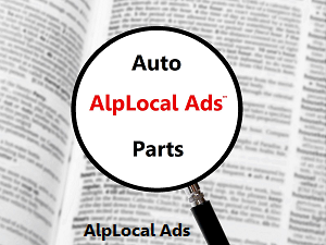 AlpLocal Auto Parts Mobile Ads