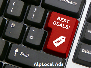AlpLocal Gift Shop Mobile Ads