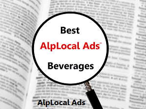 AlpLocal Beverages Mobile Ads