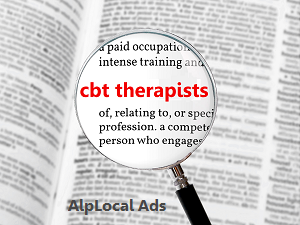 AlpLocal CBT Therapist Ads