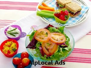 AlpLocal Personal Chef Mobile Ads