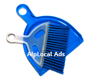 AlpLocal Cleaning Service Mobile Ads