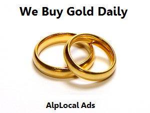 AlpLocal Gold Buying Jewelers Mobile Ads