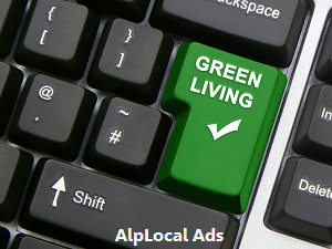AlpLocal Environmental and Green Living Mobile Ads
