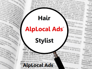 AlpLocal Stylist Mobile Ads