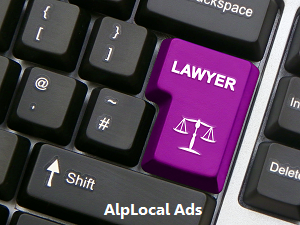 AlpLocal Phoenix Burn Attorney Mobile Ads