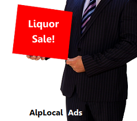 AlpLocal Liquor Store Mobile Ads
