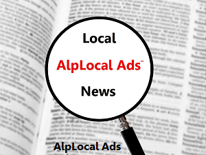 AlpLocal Paris Local News Mobile Ads