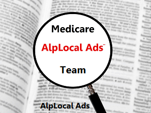 AlpLocal Medicare Help Mobile Ads