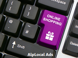 AlpLocal Online Shopping Mobile Ads