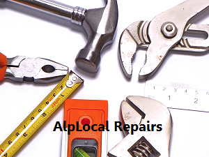AlpLocal Bicycle Repair Mobile Ads