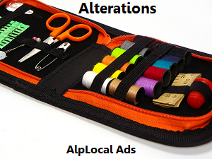 AlpLocal Alterations Professional Mobile Ads