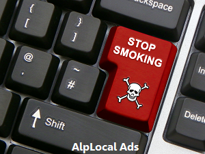AlpLocal Stop Smoking Mobile Ads