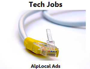 AlpLocal Tech Jobs Now Available