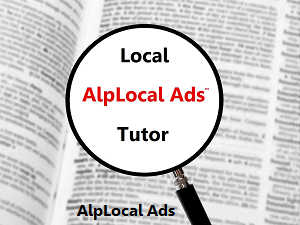 AlpLocal Local Tutor