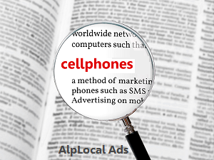 AlpLocal Cellphones Mobile Ads