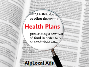 AlpLocal Health Plans Mobile Ads