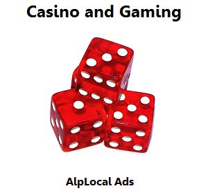 AlpLocal Casino Mobile Ads
