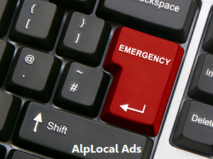 AlpLocal Emergency Services Mobile Ads