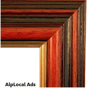 AlpLocal Frame Shop Mobile Ads
