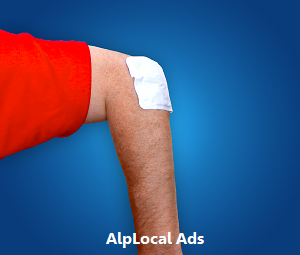 AlpLocal Sports Medicine Mobile Ads