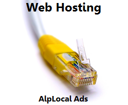 AlpLocal Web Hosting Mobile Ads
