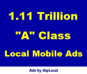 AlpLocal A Class Mobile Ads
