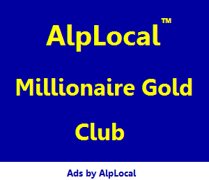 AlpLocal Millionaire Gold Club