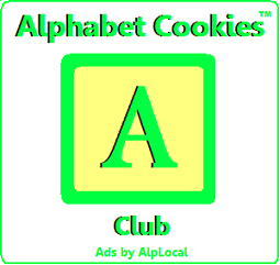 Alphabet Cookies Club