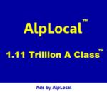 1.11 Trillion A Class Ads