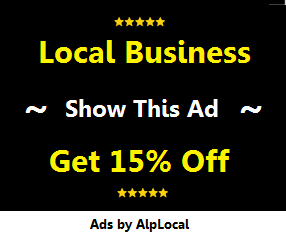 AlpLocal Coupons