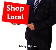 Alphabet Local National Landing Mobile Ads