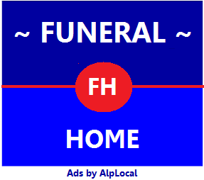 AlpLocal Funeral Home Mobile Ads