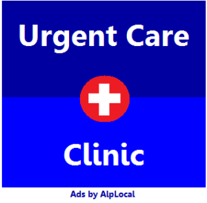AlpLocal Urgent Care Mobile Ads