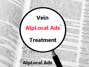 AlpLocal Vein Treatment Mobile Ads
