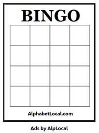 AlpLocal Bingo Mobile Ads