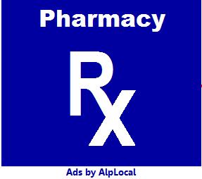 AlpLocal Professional Pharmacy Mobile Ads