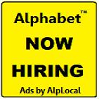 Alphabet Jobs