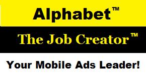 Alphabet The Job Creator
