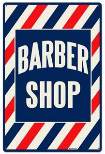 AlpLocal Barber Shop Mobile Ads